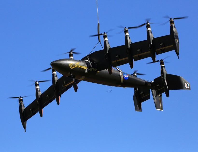 Használt sütőolajjal repül a NASA új kísérleti gépe