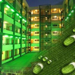 Öko hotel: ne csak a fal legyen zöld