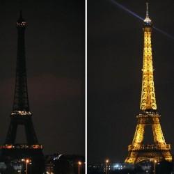 Éttermek, akik lekapcsolják a lámpákat a Föld óráján