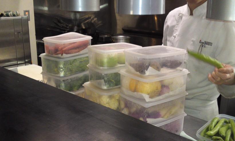 Zöld étterem: zöld étlap, válogatott alapanyagok