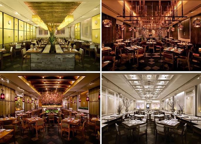 Az étterem, ami évszakonként nevet és étlapot vált