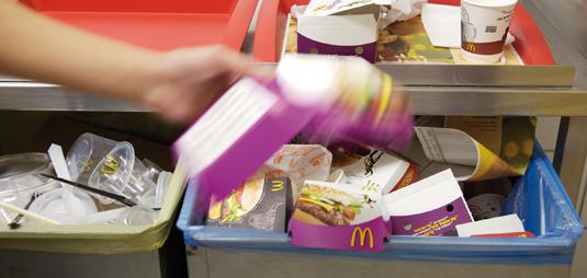 Cégek az élelmiszer-pazarlás ellen