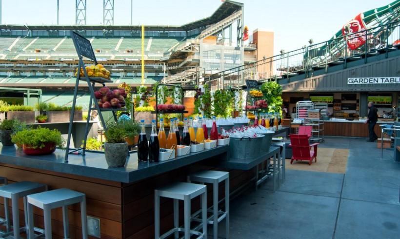 Viszlát hot-dog, hello saláta: Terjed a zöld szemlélet a stadionokban