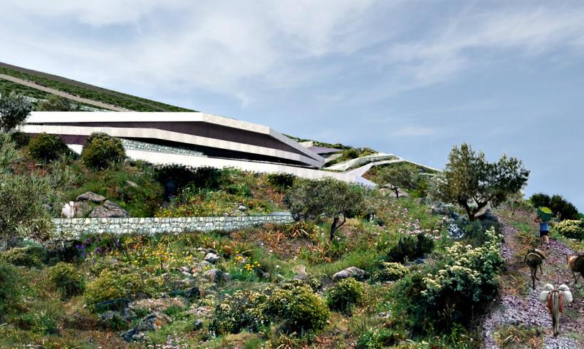 Hol van, nem látom: A világ legzöldebb háza