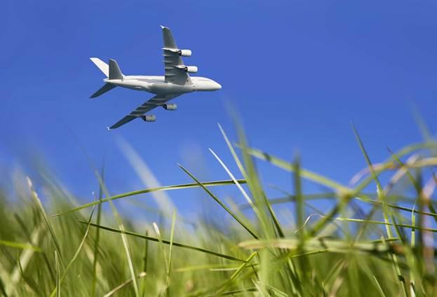 Az oslói reptér bio üzemanyagra kapcsol